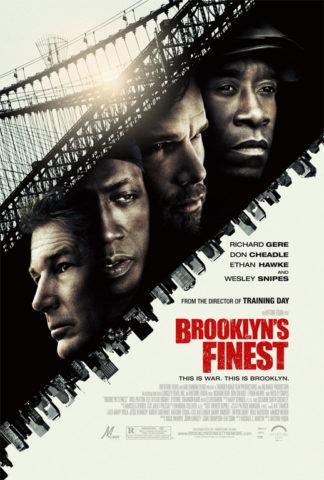 Brooklyn mélyén, film plakát