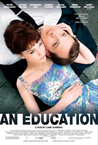 Egy lányról, film plakát
