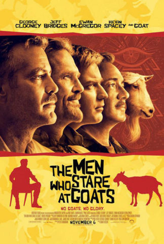 Kecskebűvölők, film plakát
