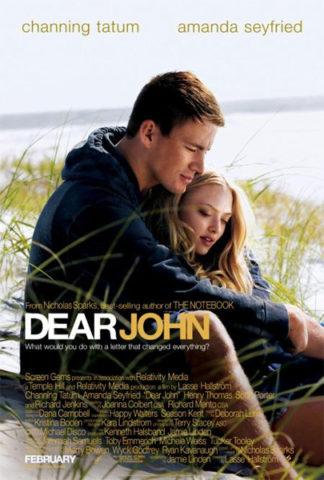 Kedves John, film plakát