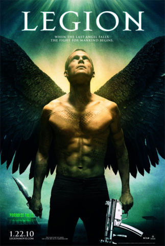 Légió, film plakát