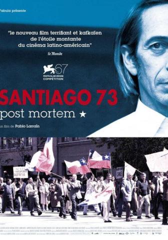 Santiago '73, film plakát
