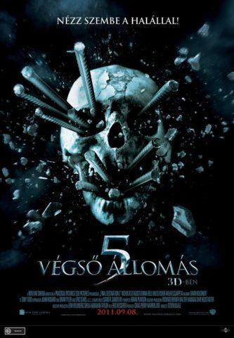 Végső állomás 5, film poszter
