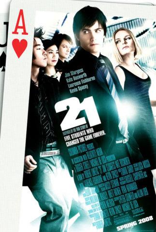 21, film plakát