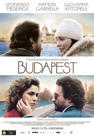 Budapest, film plakát