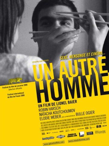Egy másik ember, film plakát