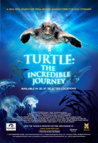 Hihetetlen utazás, film plakát