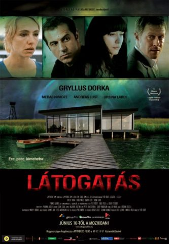 Látogatás, film plakát