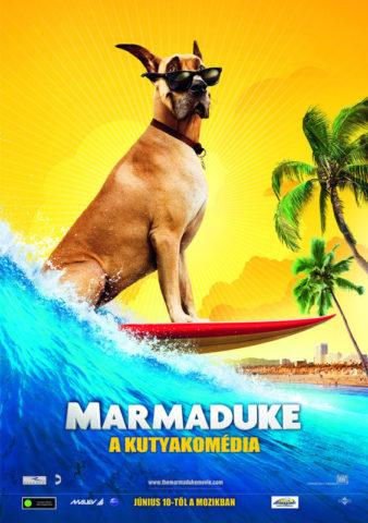 Marmaduke, film plakát