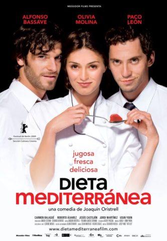 Mediterrán finomságok, film plakát