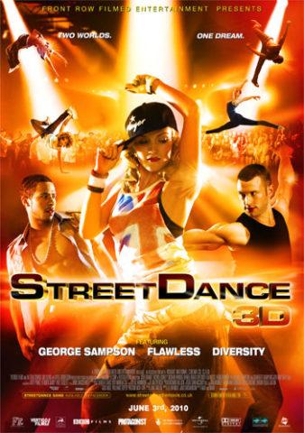 Streetdance 3D, film plakát