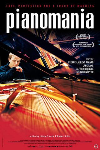 Zongoramánia, film plakát