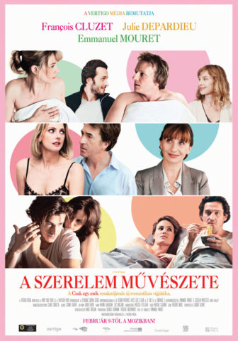 A szerelem művészete, film plakát