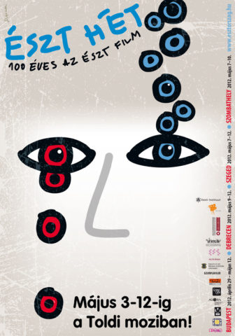 """ÉSZT HÉT 2012 – """"100 ÉVES AZ ÉSZT FILM"""""""