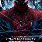 A csodálatos pókember - magyar poszter