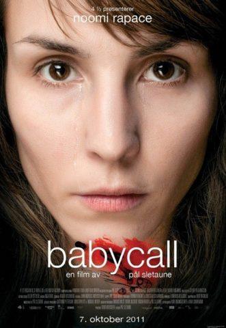 Babycall, film plakát