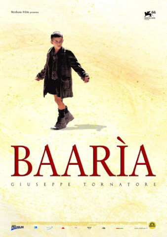 Baaria, film plakát