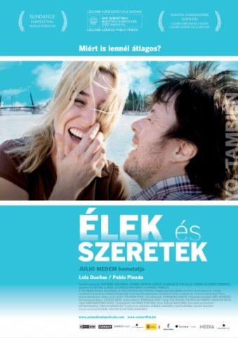 Élek és szeretek, film plakát