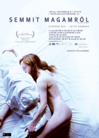 Semmit magamról, film plakát