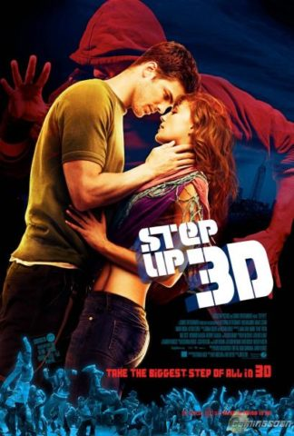 Step Up 3 3D, film plakát