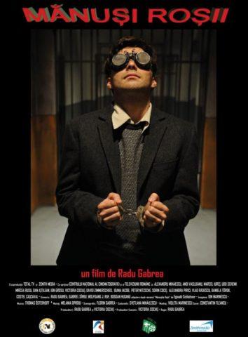 Vörös kesztyűk, film plakát
