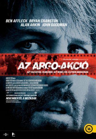 Az Argo-akció, film plakát