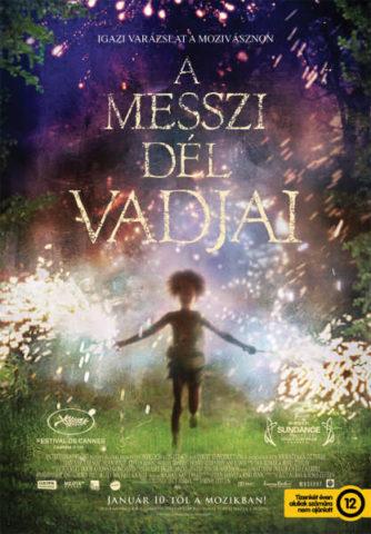 A messzi dél vadjai, film plakát