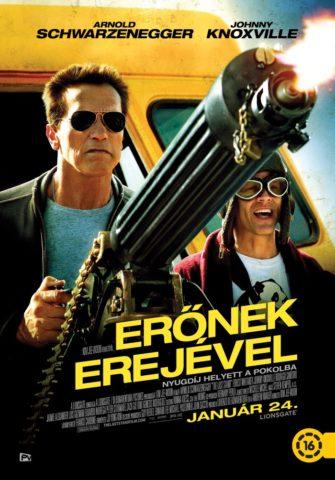 Erőnek erejével, film plakát