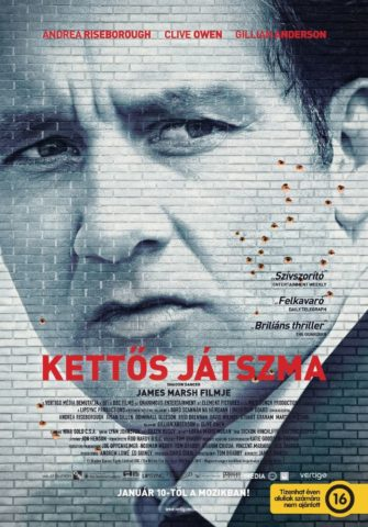KETTŐS JÁTSZMA (Shadow dancer) poszter