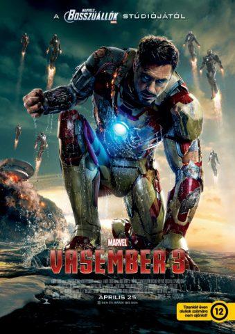 Vasember 3, film plakát