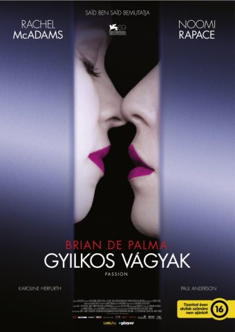 Gyilkos vágyak, film poszter
