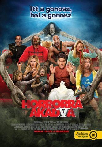 Horrorra akadva 5, film plakát