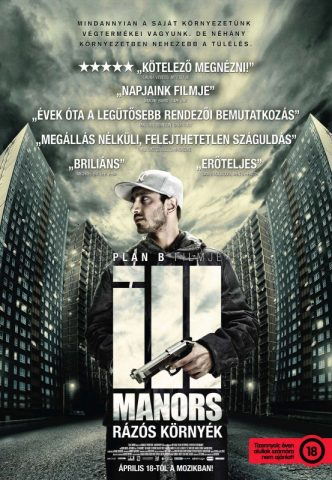 ill Manors, film plakát