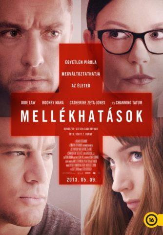 Mellékhatások, film poszter