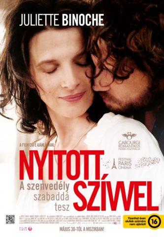 Nyitott szívvel, film poszter