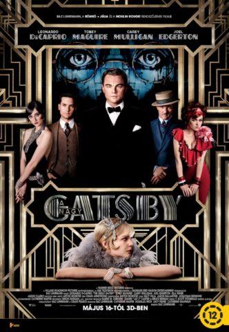A nagy Gatsby poszter