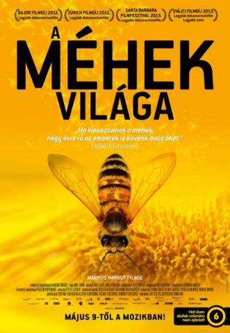 A méhek világa, film plakát
