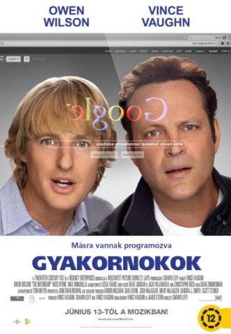 Gyakornokok, film poszter