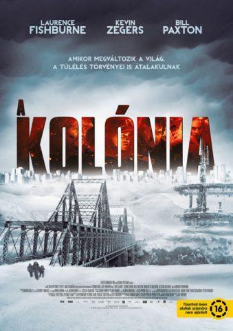 Kolónia, film poszter