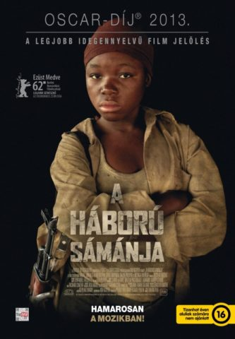 A háború sámánja, film poszter