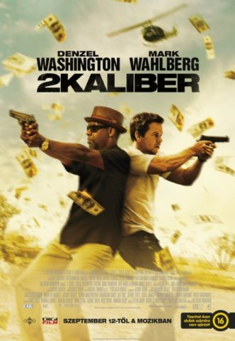 2 Kaliber, film poszter