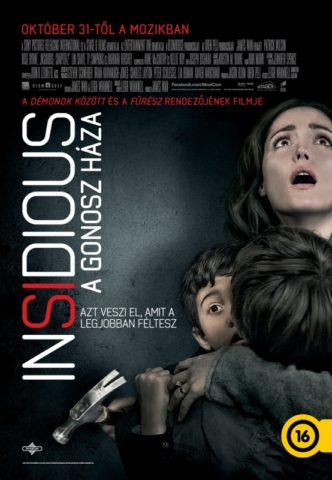 Insidious - A gonosz haza (Insidious – Chapter 2) 2013 - poszter
