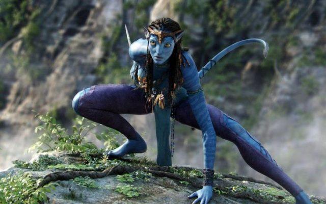 Avatar filmjelenet