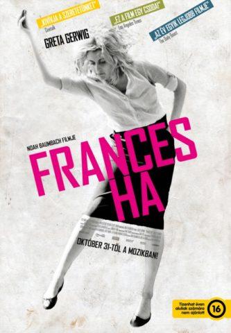 Frances Ha (2012) poszter