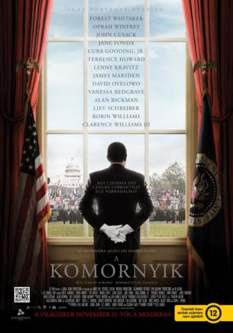 A Komornyik, film plakát