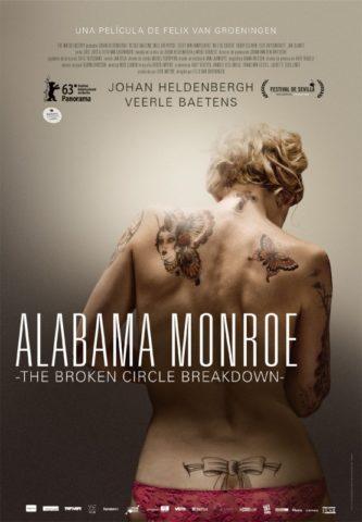 Alabama és Monroe, film poszter