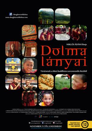 Dolma lányai, film plakát