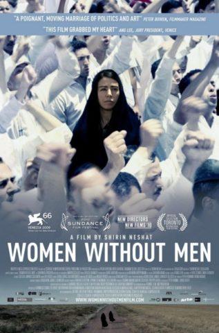Nők férfiak nélkül, film poszter