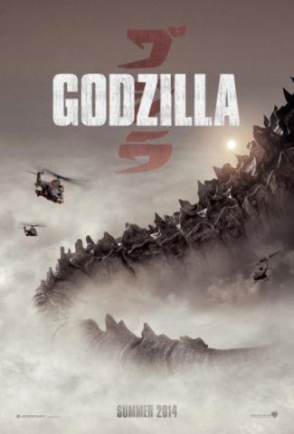 Godzilla, mozi poszter