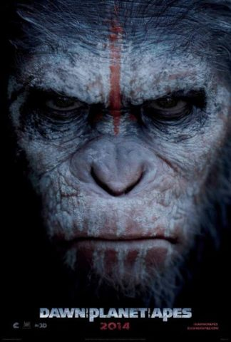 A majmok bolygója Forradalom-poszter-01